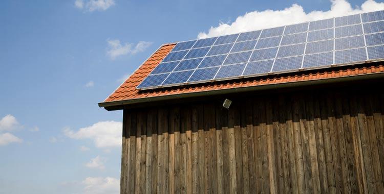 vraag offerte aan voor zonnepanelen